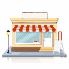 Американский магазин