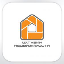 Логотип. Магазин недвижимости.