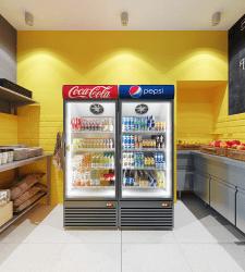 Дизайн склада кофейни
