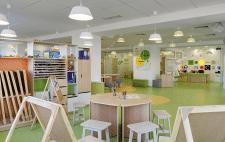 EDUCATION CENTER DEC LAB Kyiv, 600 m2