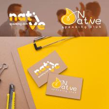 Logo for Native speaking club