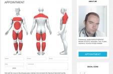WordPress плагин записи на массаж