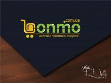 "Логотип интернет магазина  ""Bonmo"""