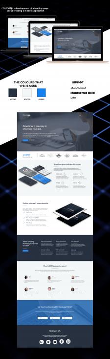 Foundapp (создание мобильного приложения)