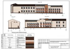 Кольорові рішення оздоблення фасадів