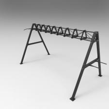 Проектирование спортивного оборудования
