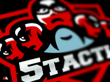 Esport Logo for team 5TACTIC