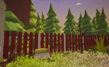 LowPoly модели для игры на Unity