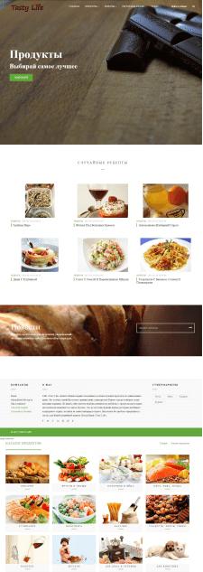 TastyLife или продукты питания, рецепты