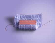 Дизайн упаковки с орнаментом ресторана