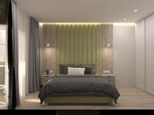 Дизайн-проект інтер'єру квартири місті Херсон