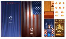 Фоны и иконки для игры на андроид