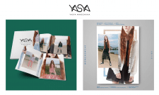 "LookBook ""Yasya Minochkina SS15"""