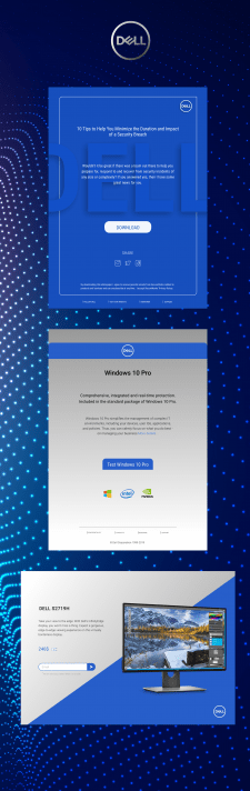 Dell Email Templates