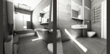 Дизайн совмещённого санитарного узла
