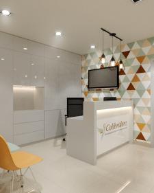 Дизайн холла в стоматологии
