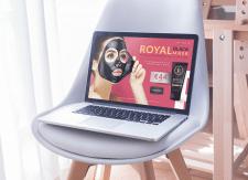 сайт для Черной маски