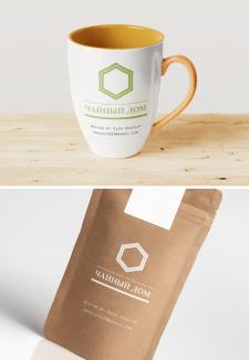"""Логотип для """"Чайный дом"""""""