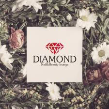 """Разработка дизайна фирменного логотипа """"Diamond"""""""