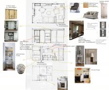 Концепция дизайна гостиной 1