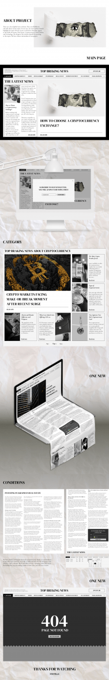 Site for news
