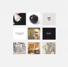 Разработка дизайн и оформление страницы инстаграм
