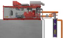 Fire Water Hydraulic Pump