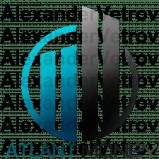 """Логотип для компании """"ATLANT MONEY"""""""