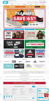 Интернет-магазин обуви Mand