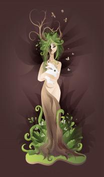 Женщина − дерево жизни