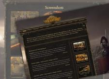 Официальный сайт игры Age of Decadence
