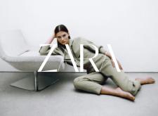 """Редизайн сайта """"Zara"""""""