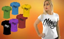 Разработка дизайнов на футболках, толстовках и т.д