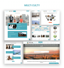 "Housing Search Platform ""Multi Culty"""