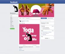 Фейсбук-Баннер и публикация