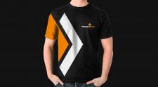 Дизайн фирменной футболки
