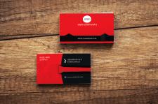 Дизайн бизнес визитки