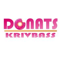 Логотип для пончиковой