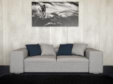 Soffa 3d modeling, render