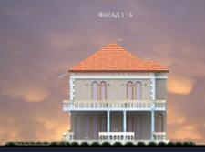 коттедж фасад