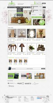 Elite Gift: Интернет-магазин мебели и предметов ин