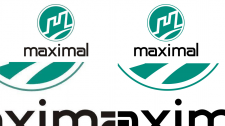 Векторизация логотипа maximal