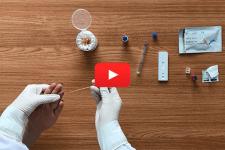 Как пользоваться экспресс-тестом на коронавирус