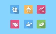 """Иконки для сайта """"Самовар"""""""