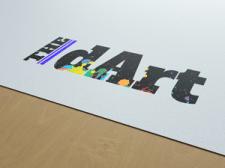 Логотип The dArt