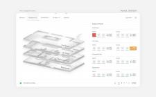 UI дизайн для специализированной программы