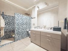 3D Визуализация ванной комнаты г. Киев
