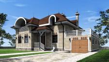 Житловий  будинок, Долинський р-н, с.Новий Мізунь