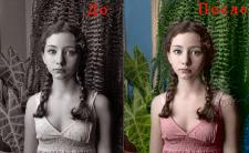 Цветокоррекция, ретушь, фотообработка