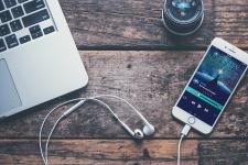 Мобильное приложение для музыки